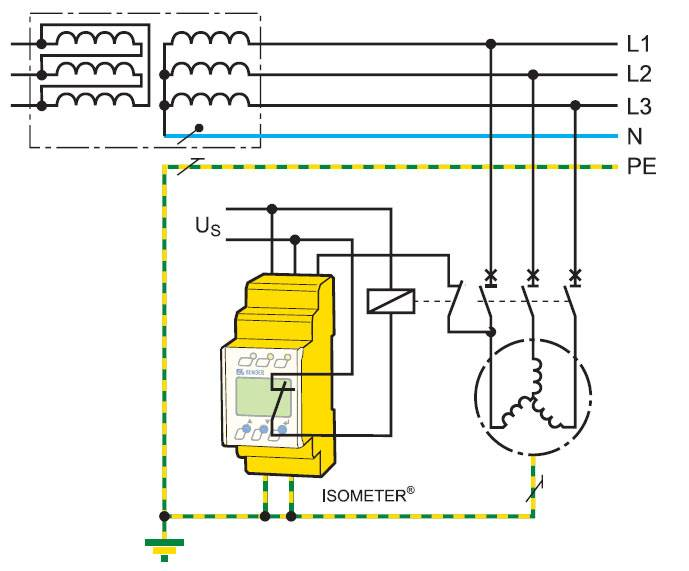 Monitoring an offline motor