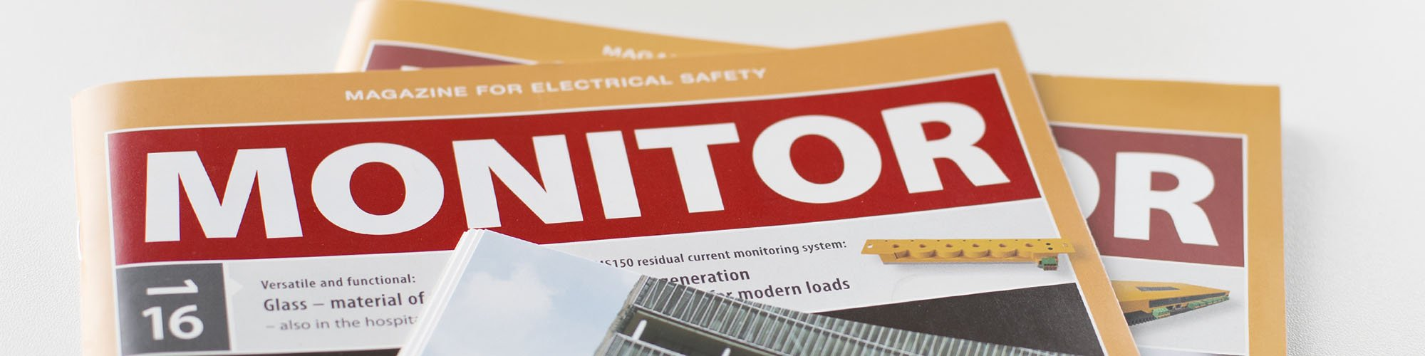MONITOR: The magazine for electrical safety