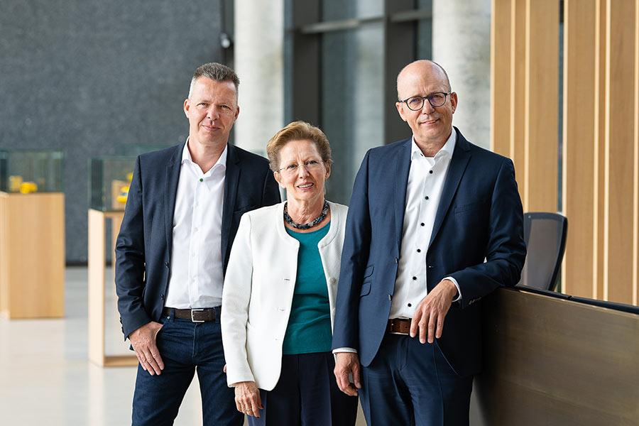 Wechsel in der Geschäftsführung bei Bender in Grünberg