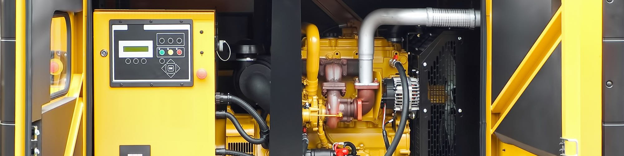 Generadores eléctricos móviles - incorporados