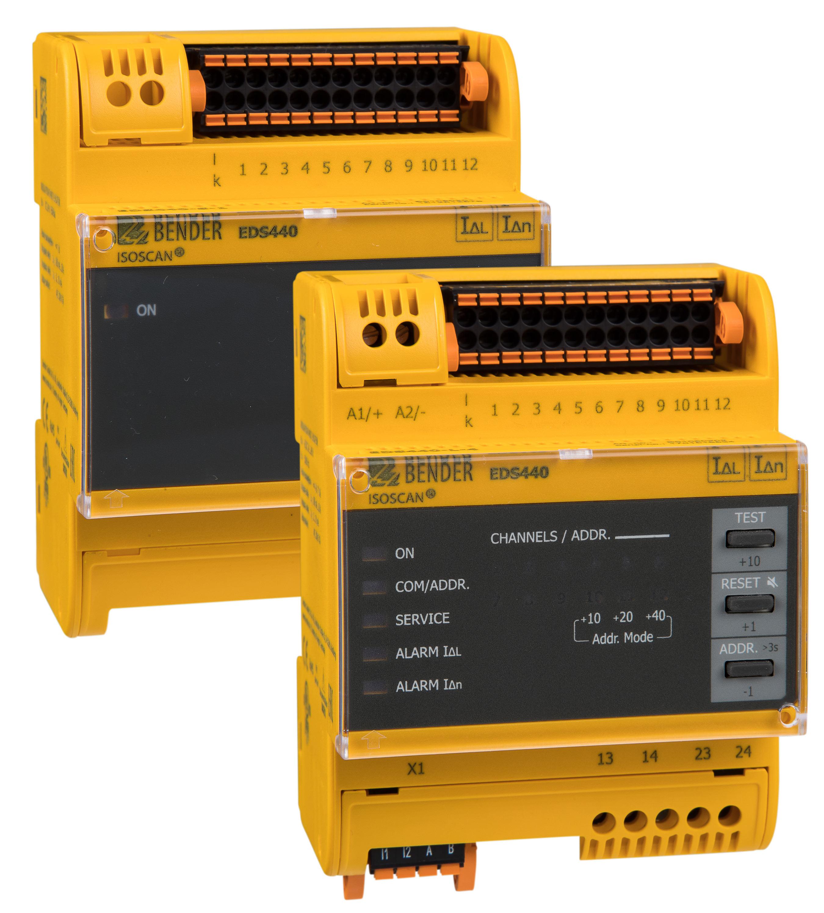 ISOSCAN® EDS440 Series