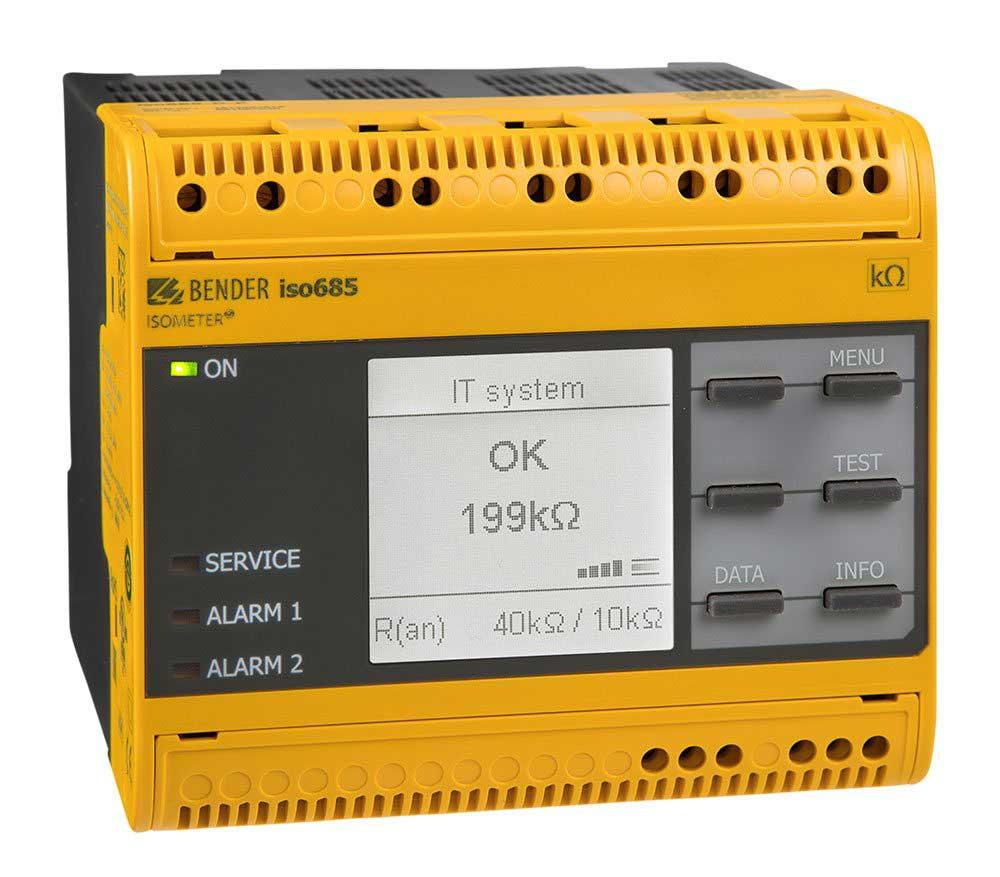 ISOMETER® iso685 Series